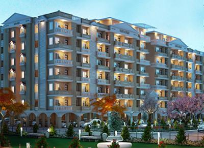 Gallery Cover Image of 1795 Sq.ft 4 BHK Apartment for buy in Agrawal Sagar Green Hills, Kolar Road for 4690000