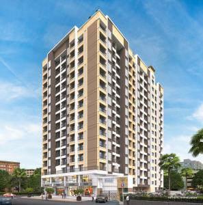 Gallery Cover Image of 588 Sq.ft 1 BHK Apartment for buy in Ajiv Yeshwant Patil Yashwant Avenue, Virar West for 2950000
