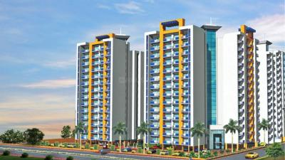 Gallery Cover Image of 1235 Sq.ft 2 BHK Apartment for buy in Cosmos Golden Heights, Crossings Republik for 2700000