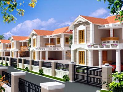 Gallery Cover Pic of Salim Nandanam Paradise Villas