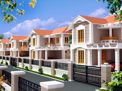 Gallery Cover Pic of Salim Nandanam Paradise Villas