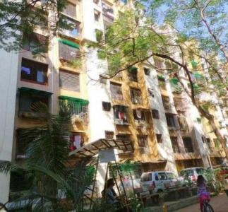 Gallery Cover Image of 475 Sq.ft 1 BHK Apartment for rent in Rutu Enclave, Kasarvadavali, Thane West for 10000