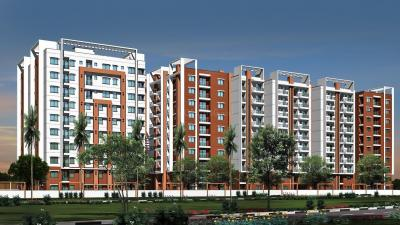 Gallery Cover Image of 1190 Sq.ft 3 BHK Apartment for buy in Janapriya Lake Front, Kapra for 5000000