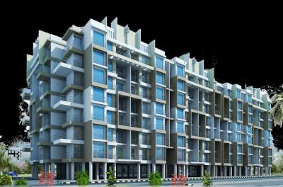 Gallery Cover Image of 920 Sq.ft 2 BHK Apartment for rent in Arihant Anmol Phase II, Badlapur East for 6500