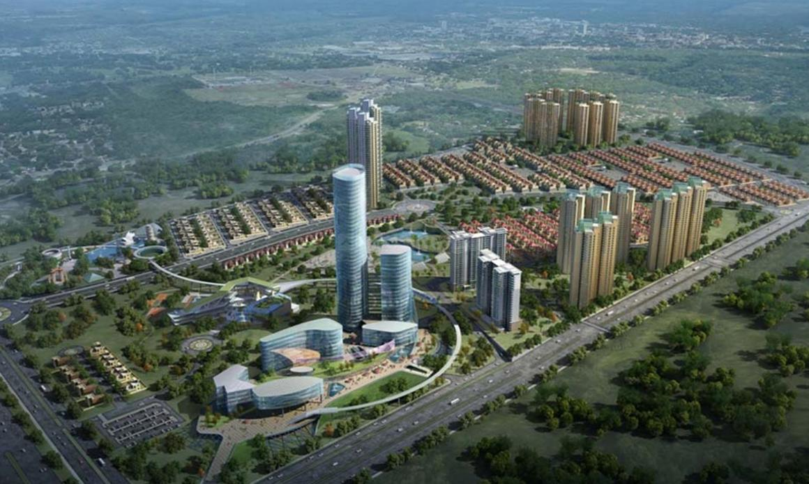 Gallery Cover Pic of Lodha Upper Thane Cluster No 4 03B