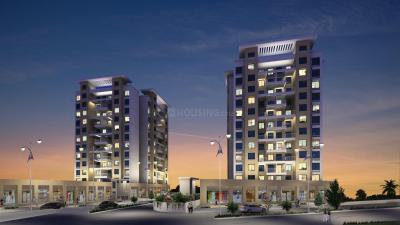 Gallery Cover Image of 1400 Sq.ft 2 BHK Apartment for buy in Goel Ganga Kalash, Kalas for 6000000