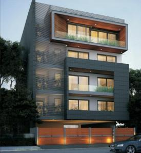 Gallery Cover Image of 2000 Sq.ft 4 BHK Independent House for buy in GGR Floor 4, Sushant Lok I for 41000000