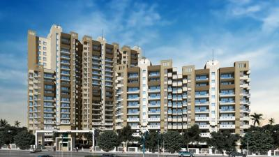Gallery Cover Image of 1240 Sq.ft 2 BHK Apartment for rent in Trishul Palm Residency, Sector 76 for 9500