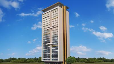 Gallery Cover Image of 1400 Sq.ft 3 BHK Apartment for rent in  Jainam Elysium, Bhandup West for 50000