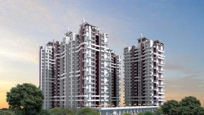 Gallery Cover Image of 1200 Sq.ft 3 BHK Apartment for rent in NewTech La Galaxia, Surajpur for 12000
