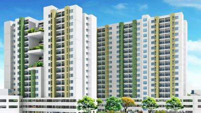 Gallery Cover Image of 1107 Sq.ft 1 BHK Apartment for buy in Embassy Residency, Perumbakkam for 5800000