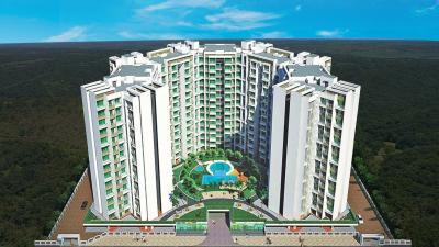 Gallery Cover Image of 1115 Sq.ft 2 BHK Apartment for rent in Gajra Bhoomi Gardenia, Kalamboli for 15000