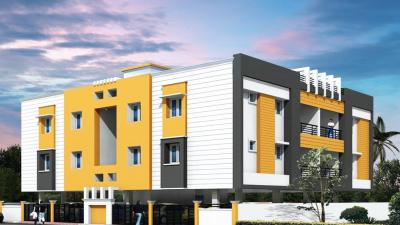 Gallery Cover Image of 1500 Sq.ft 3 BHK Independent House for rent in BSR Shelters, Madipakkam for 12000