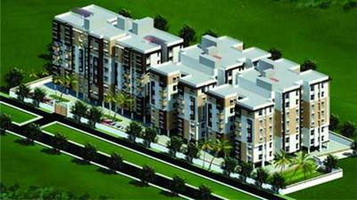 Gallery Cover Image of 1100 Sq.ft 2 BHK Apartment for buy in Parlay Residency, Khanapara for 5300000