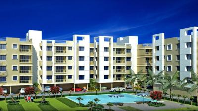 Gallery Cover Image of 1356 Sq.ft 3 BHK Apartment for buy in Eden Pavilion, Garia for 6500000