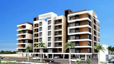 Gallery Cover Image of 945 Sq.ft 2 BHK Apartment for buy in Navkar II Apartment, Tukoganj for 1700000