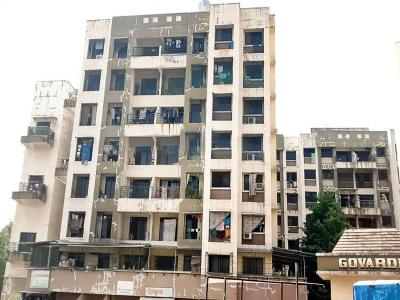 Gallery Cover Image of 880 Sq.ft 2 BHK Apartment for buy in Govardhan Enclave, Kalyan West for 7000000