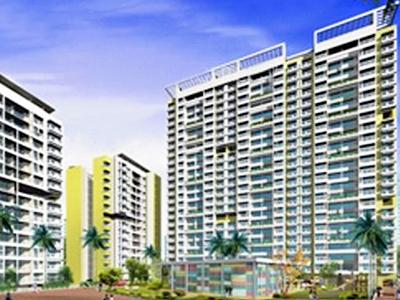 Gallery Cover Image of 1000 Sq.ft 2 BHK Apartment for rent in Kanungo Tulip, Mira Road East for 16500