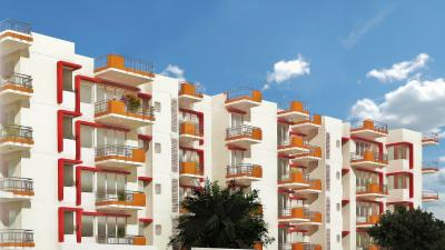 Gallery Cover Image of 1672 Sq.ft 3 BHK Apartment for rent in Trillium, Rayasandra for 25000