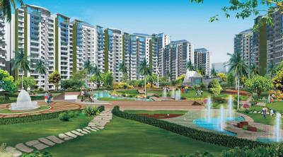 Gallery Cover Image of 440 Sq.ft 1 RK Apartment for rent in Supertech Eco Suites, Sector 137 for 13500