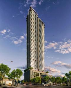 Gallery Cover Image of 784 Sq.ft 1 BHK Apartment for buy in Kalpataru Elegante, Kandivali East for 11300000