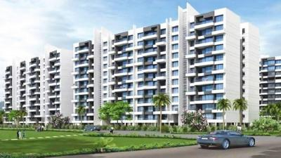 Gallery Cover Pic of Pharande Woodsville Phase 3 Cluster B