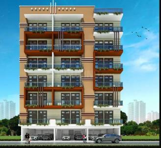Gallery Cover Image of 550 Sq.ft 1 BHK Apartment for buy in East Sapphire Society, Sector 45 for 2000000