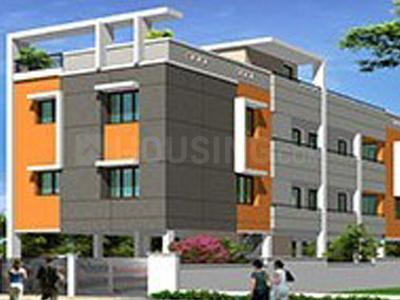 Gallery Cover Image of 700 Sq.ft 2 BHK Apartment for rent in Maheswara, Chromepet for 12000