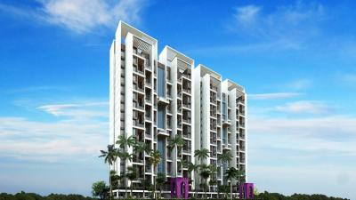 Gallery Cover Image of 1110 Sq.ft 3 BHK Apartment for buy in Ravinanda Sky Twins, Kondhwa for 5800000