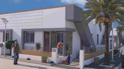 Gallery Cover Image of 700 Sq.ft 2 BHK Villa for rent in Suvas Suvas Pravesh, Moraiya for 9000
