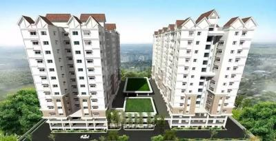 Gallery Cover Image of 1085 Sq.ft 2 BHK Apartment for buy in Kumar Picasso, Hadapsar for 8800000