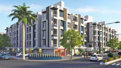 Gallery Cover Image of 990 Sq.ft 2 BHK Apartment for buy in Aaryan Crystal , Gota for 3700000