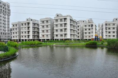 Gallery Cover Image of 1092 Sq.ft 3 BHK Apartment for buy in Srijan Greenfield City Classic, Maheshtala for 4082000