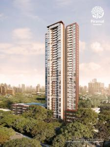 Gallery Cover Image of 1050 Sq.ft 2 BHK Apartment for buy in Piramal Revanta Tower 2, Mulund West for 17300000
