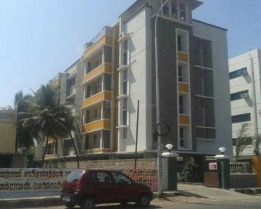 Gallery Cover Image of 1200 Sq.ft 2 BHK Apartment for rent in Plaza Opulence Apartment, Pallikaranai for 17000