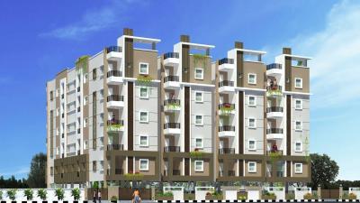 Gallery Cover Image of 1035 Sq.ft 2 BHK Apartment for rent in Souhiti Mohan Krishna Residency, Pragathi Nagar for 15000