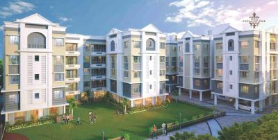 Gallery Cover Image of 500 Sq.ft 1 BHK Apartment for rent in Richmond Park, Rajpur Sonarpur for 8000