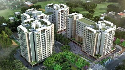 Gallery Cover Image of 1090 Sq.ft 2 BHK Apartment for rent in Vasathi Avanthe, Thanisandra for 20000