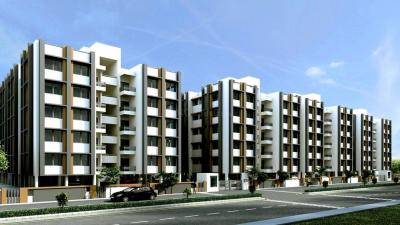 Gallery Cover Image of 1044 Sq.ft 2 BHK Apartment for buy in Aakar Ishan Silver, Chandkheda for 3800000