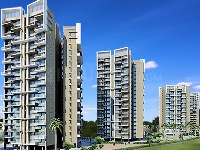 Gallery Cover Image of 1400 Sq.ft 3 BHK Apartment for buy in Kalpataru Exquisite, Wakad for 12900000
