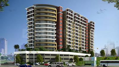 Gallery Cover Image of 1618 Sq.ft 3 BHK Apartment for rent in IT Heights, Gachibowli for 28000