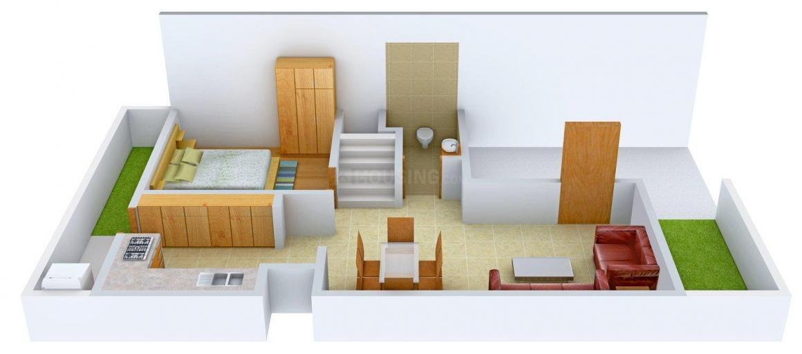 3 BHK Row House