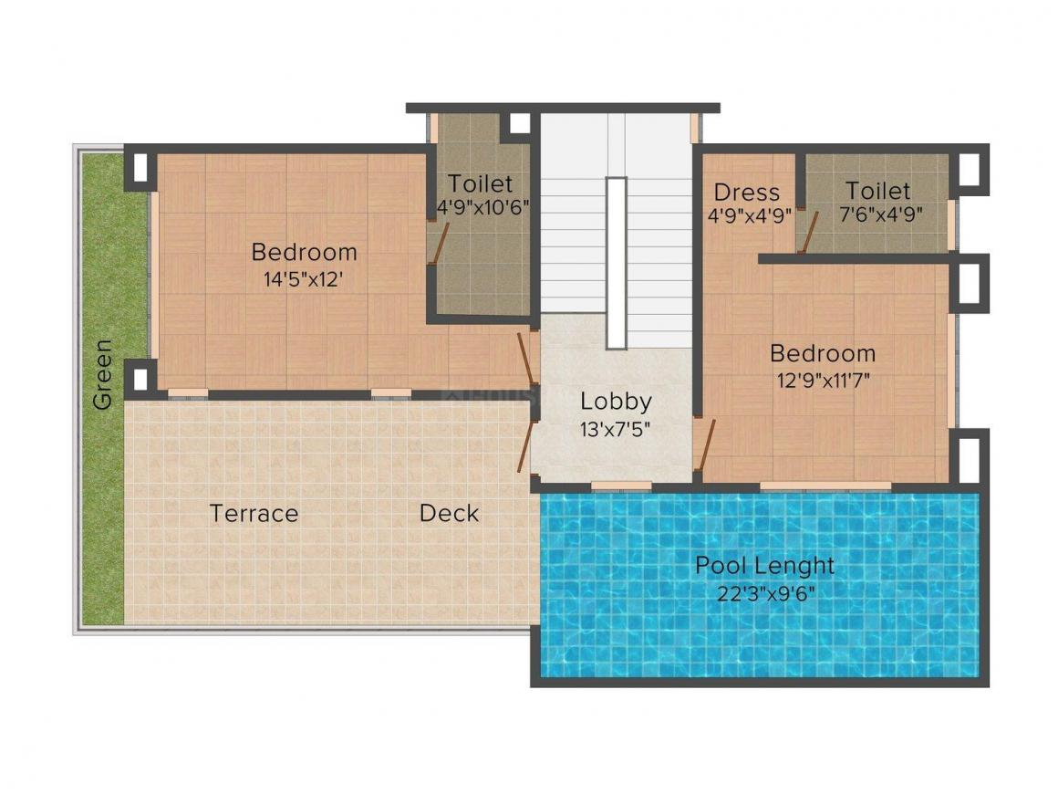indiabulls greentech city aqua golf villa in vedic village. Black Bedroom Furniture Sets. Home Design Ideas