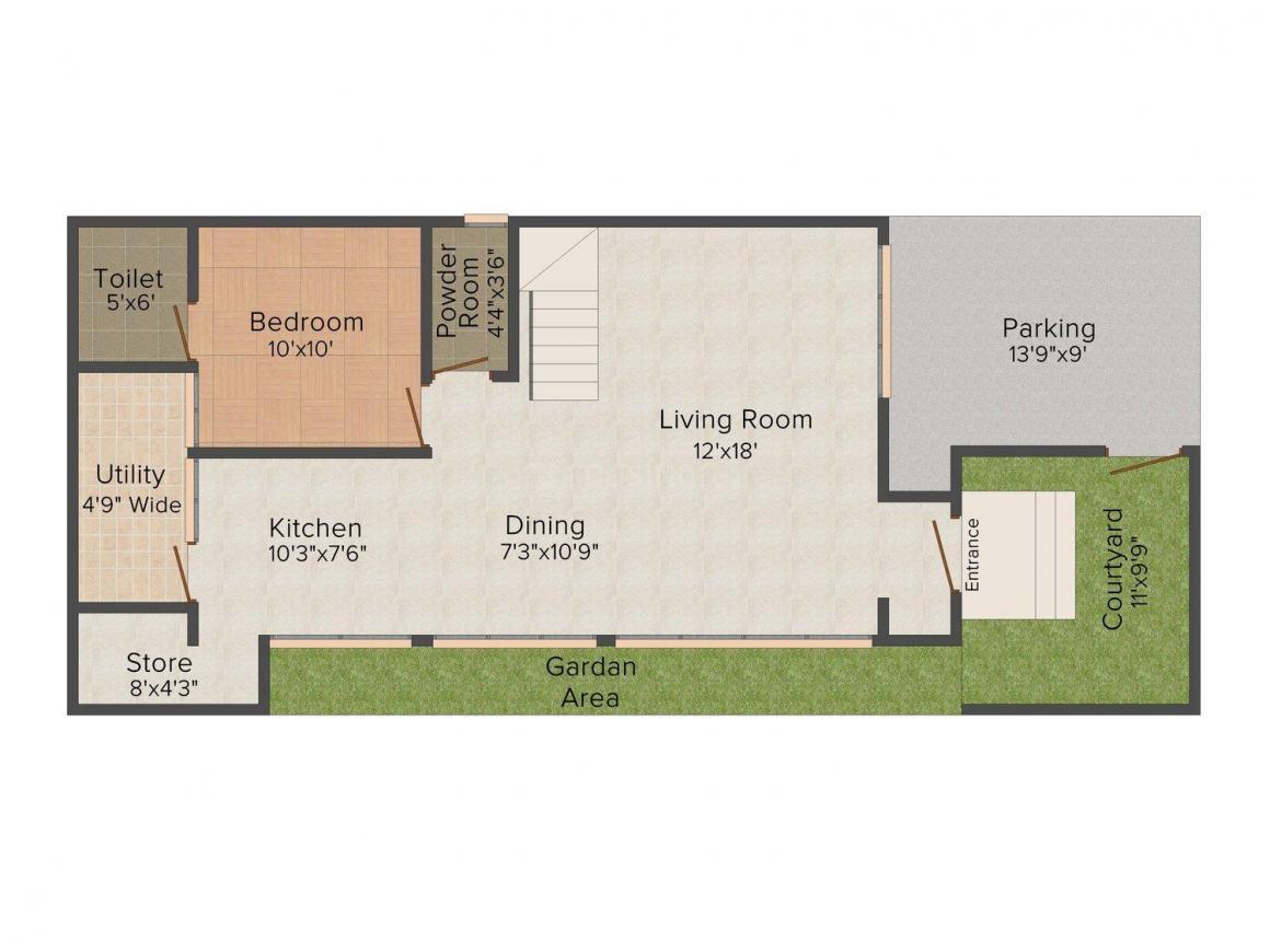 Avadh Kimberly in Palsana, Surat - Price, Reviews & Floor Plan