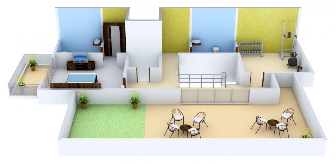 3D - Second Floor