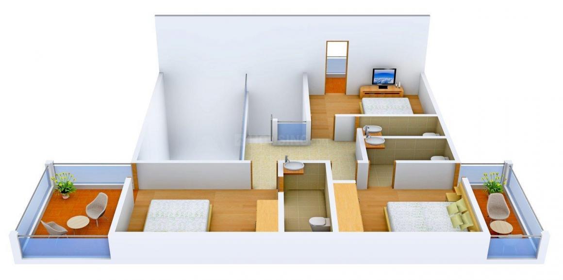 3D - First Floor