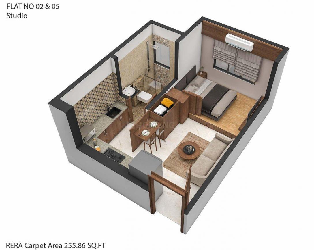 Studio Studio Apartment