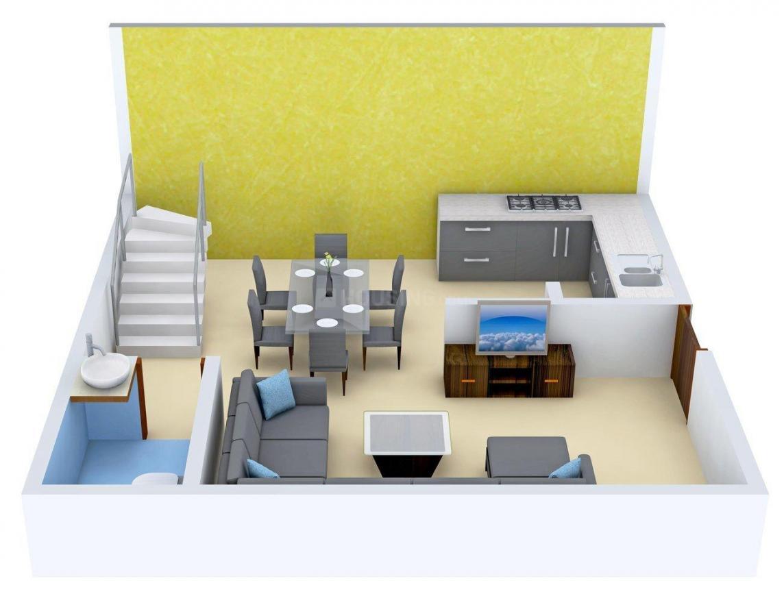 2 BHK Duplex