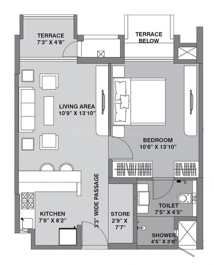 Studio Studio Apartment