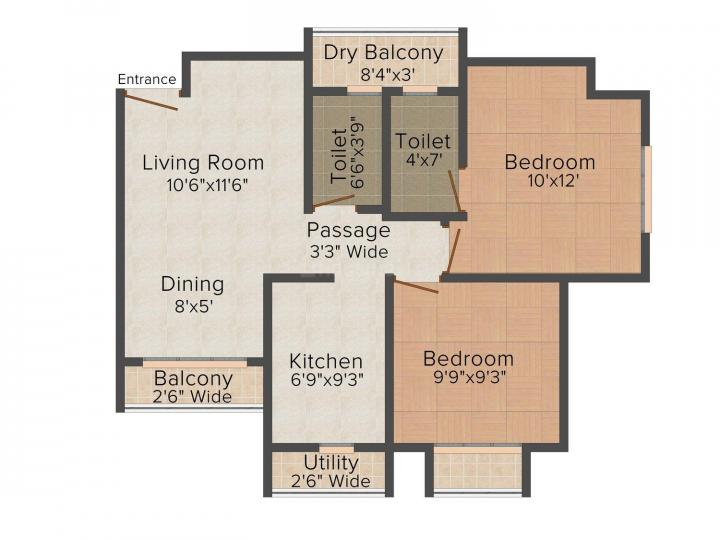 floor plans with pictures khade kipl morya in thane thane district price floor 17683